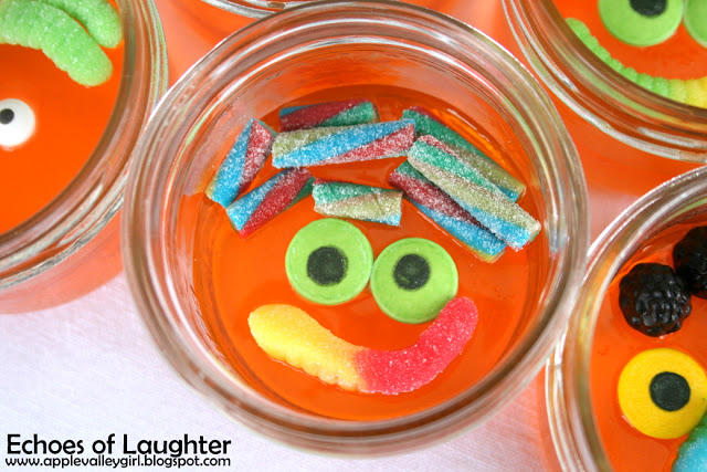 18 - Echoes of Laughter - Jello Jar Monsters