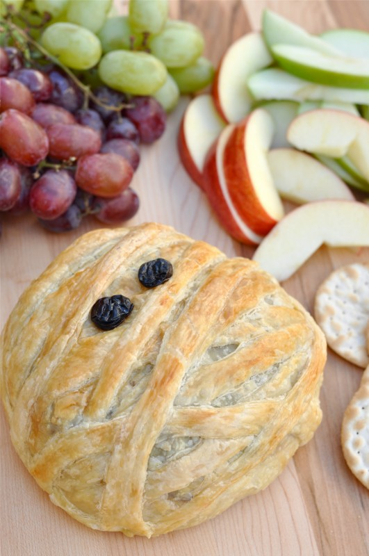 20 - Creative Juice - Mummy Baked Brie