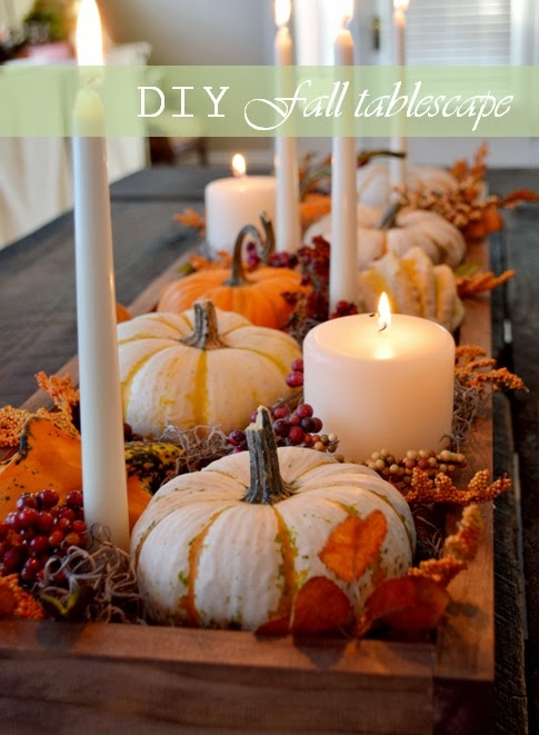 29 = 724 South House - Pumpkin Fall Tablescape