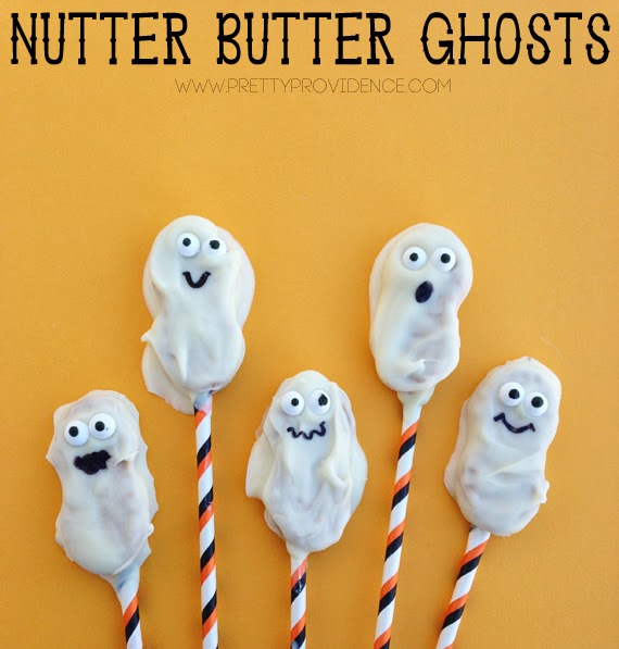 39 - Pretty Providence - Nutter Butter Ghosts