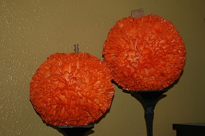 41 - 733 Blog - Coffee Filter Pumpkin