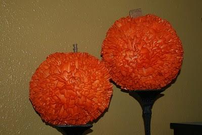 41 - 733 Blog - Coffee Filter Pumpkin