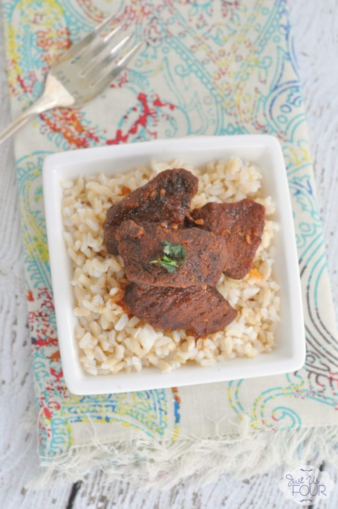 This is the BEST beef dish I have ever made and it is PALEO! Yummy.