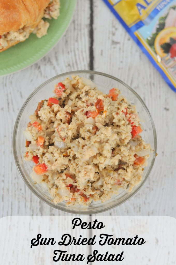 Tuna salad is the perfect lunch or after school snack option! Opt for this version which has zero mayo and is full of amazing flavor.