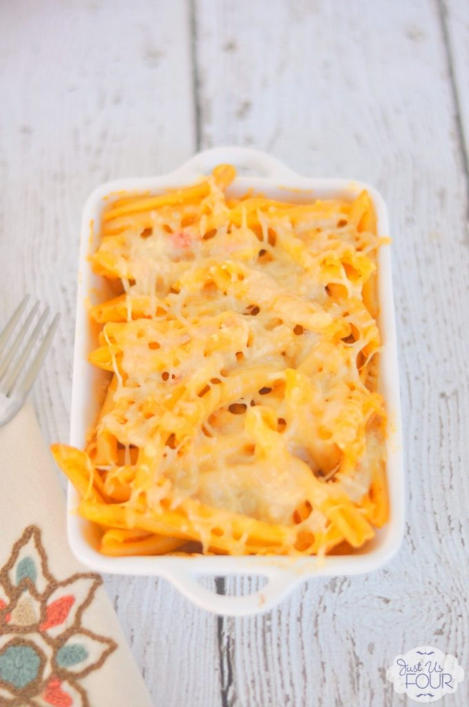 Pumpkin macaroni and cheese might be my favorite way to make mac & cheese for fall.