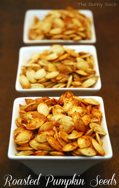 12 - The Gunny Sack - Roasted Pumpkin Seeds