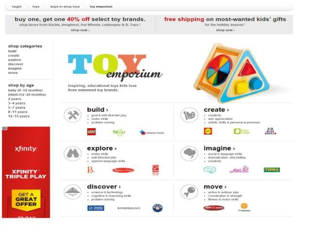 target toy emporium