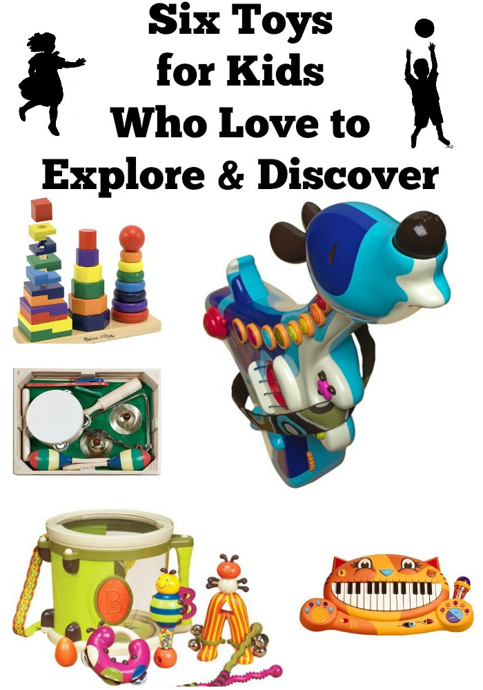 6 Great toys for Kids