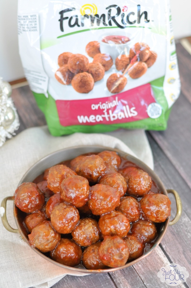 Skip the hassle of making dishes from scratch for parties and try my favorite holiday hack for a delicious and easy apricot meatball recipe.