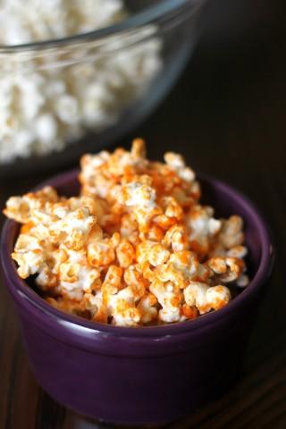 13 - Domestic Superhero - Sriracha Popcorn
