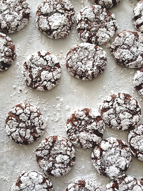 23 - Bakers Royale - Peppermint Crinkle Cookies