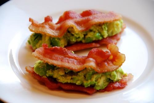 06 - Nom Nom Paleo - Bacon Guacamole Sammies
