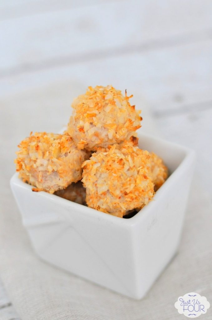 Paleo Balls of Fire - Perfect for Whole30 and beyond!