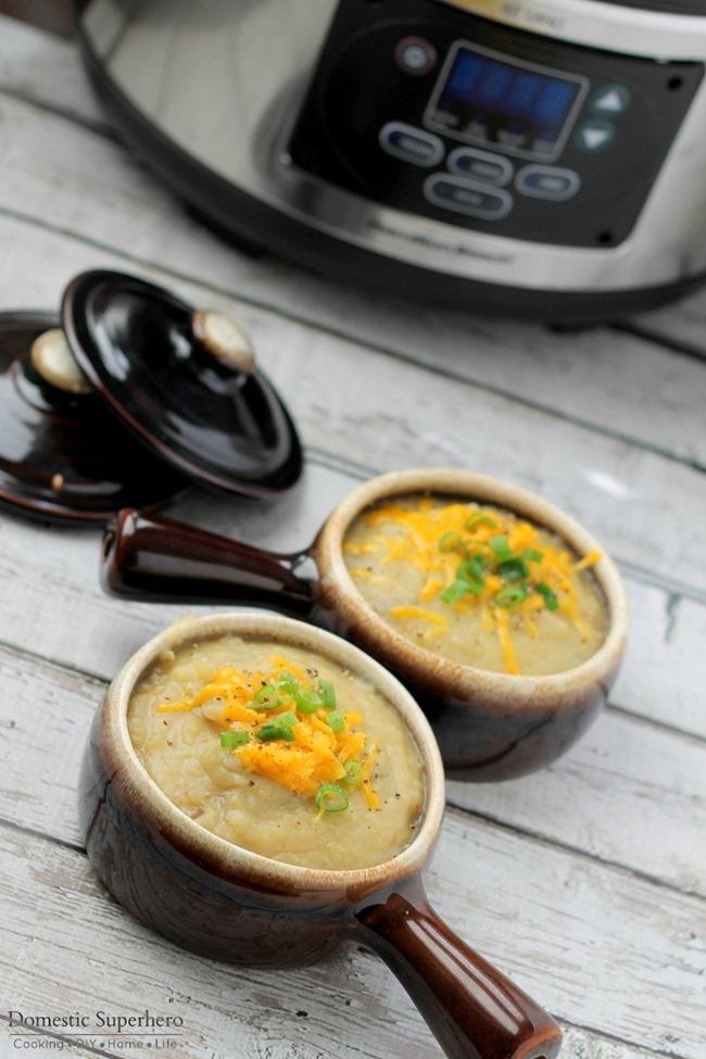 02 - Domestic Superhero - Loaded Potato Soup