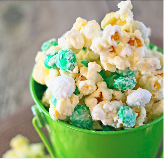 04 - Kleinworth and Co - Shamrock MM Popcorn