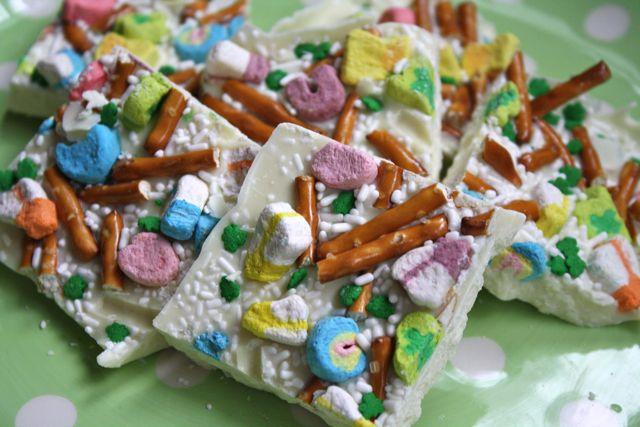 10 - Yesterday on Tuesday - Leprechaun Crunch