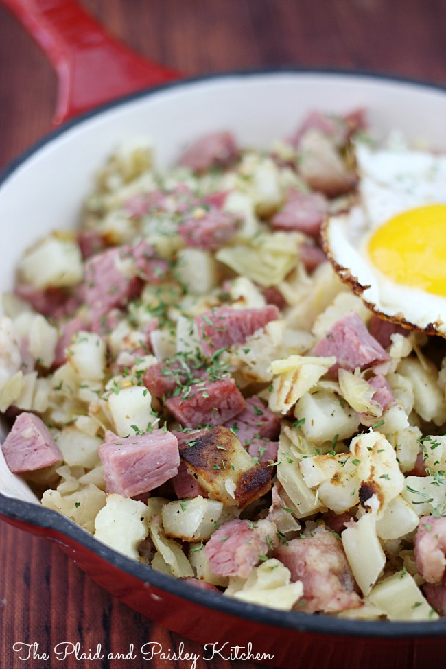 18 - Oh My Creative - Corned Beef Hash
