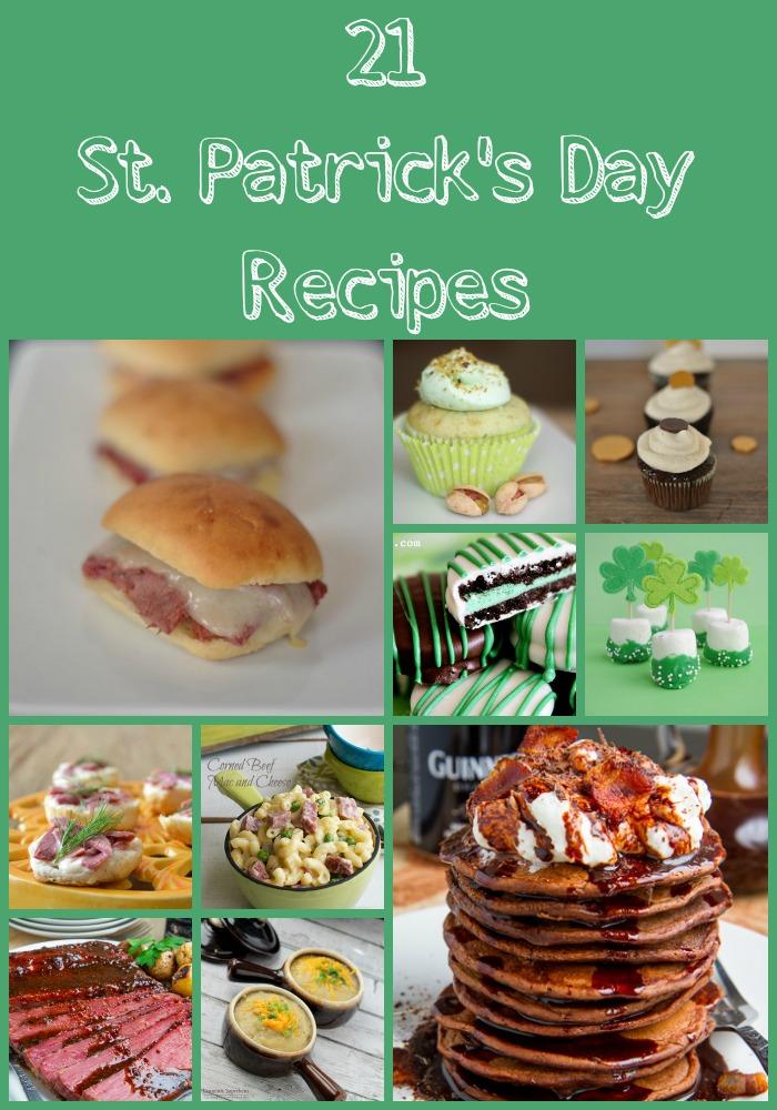 21 St. Patrick's Day Recipes