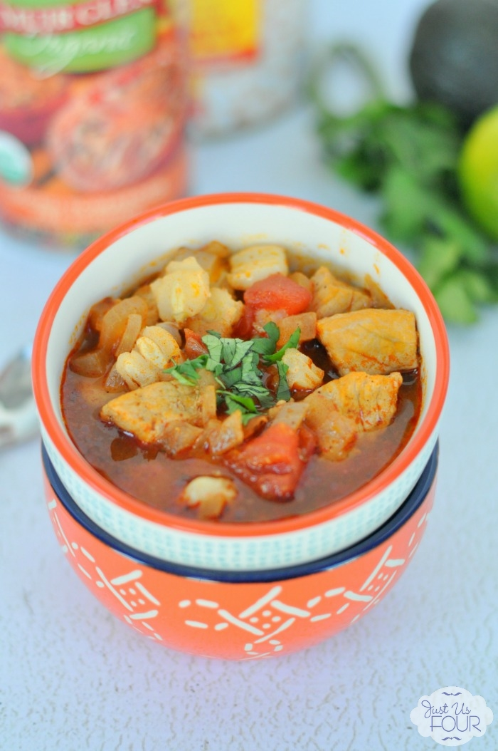 Easy Mexican Pozole