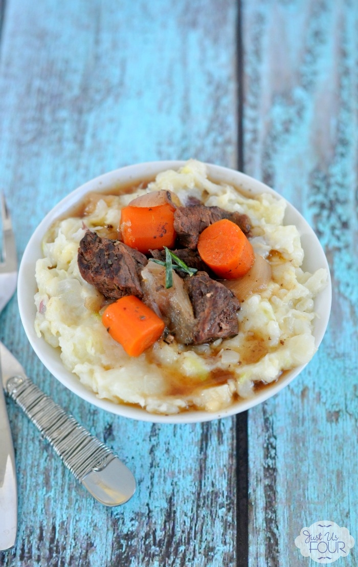 One Pot Irish Beef Stew