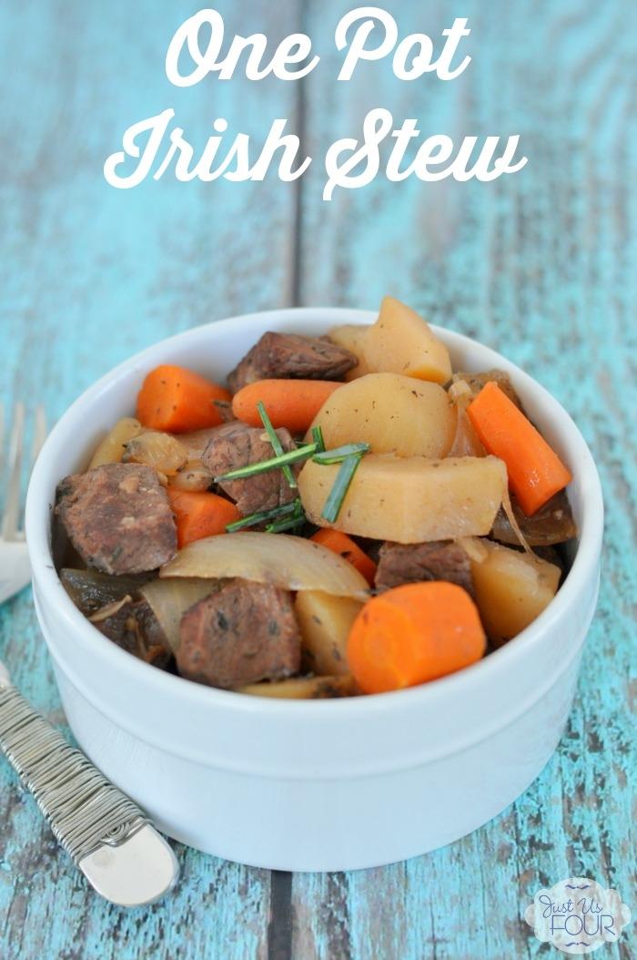 One Pot Irish Beef Stew
