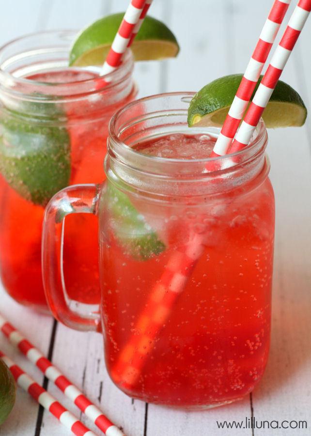 08 - Lil Luna - Copycat Cherry Limeade