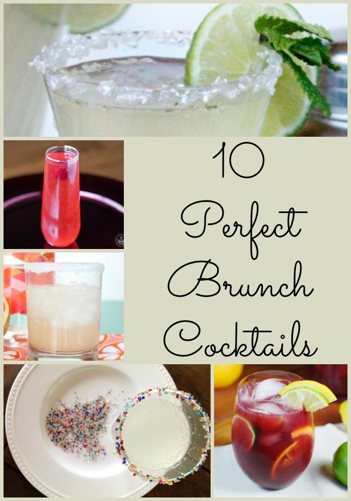 10 Perfect Brunch Cocktails