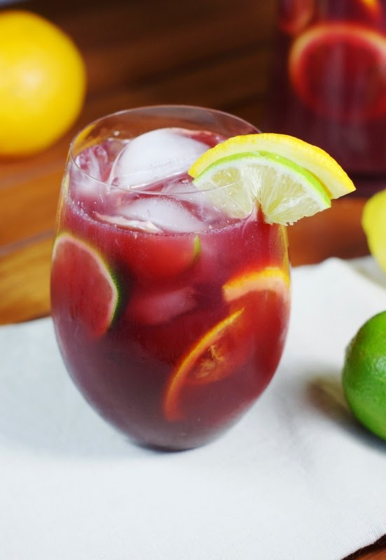 17 - The Kitchen is My Playground - Triple Citrus Sangria
