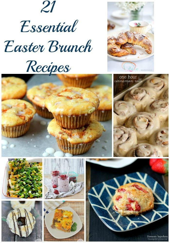 21 Essential Easter Recipes