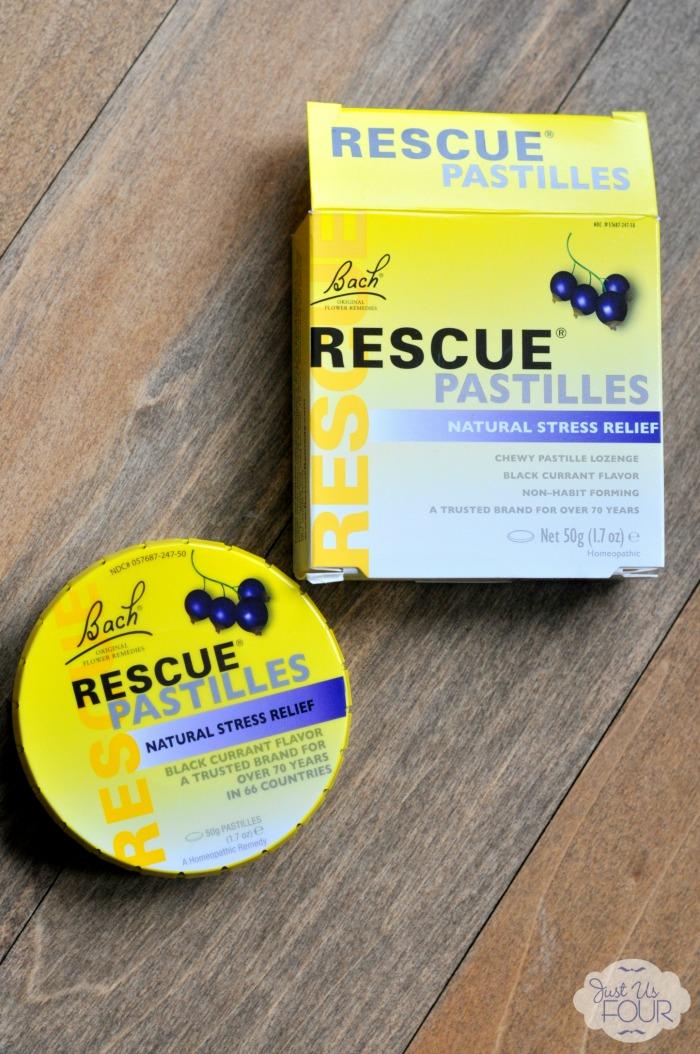 4 Easy Ways to Relieve Stress - RESCUE Pastilles