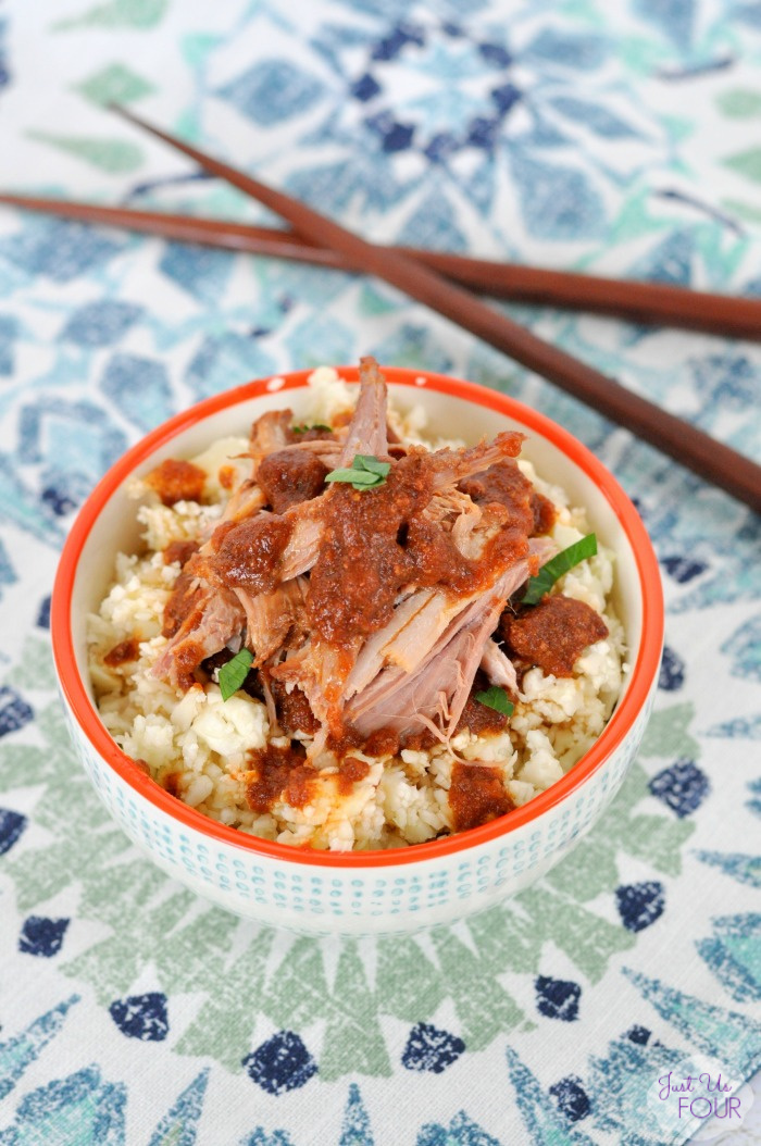 This recipe for crockpot paleo Chinese pork sounds amazing.