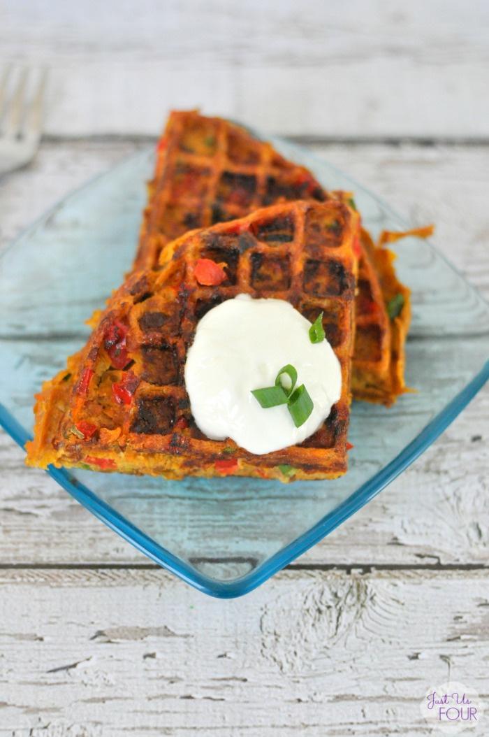 Paleo Southwestern Waffles Recipe