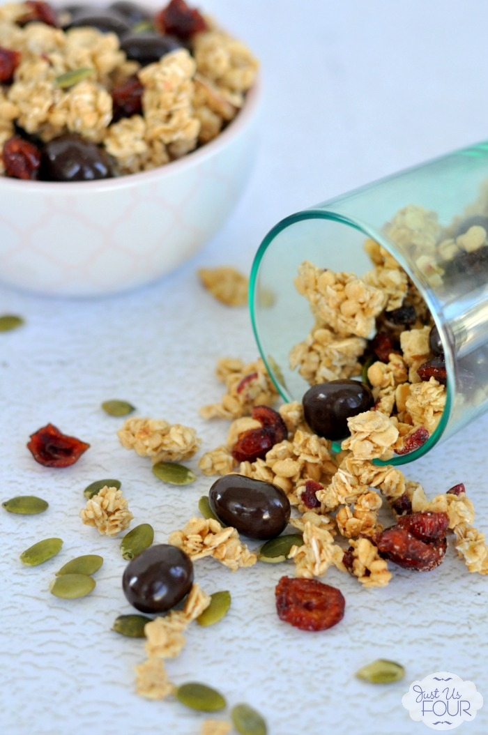 Triple Berry Granola
