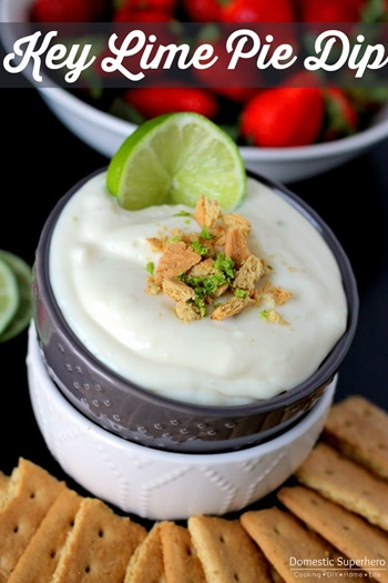 Key Lime Pie Dip 1