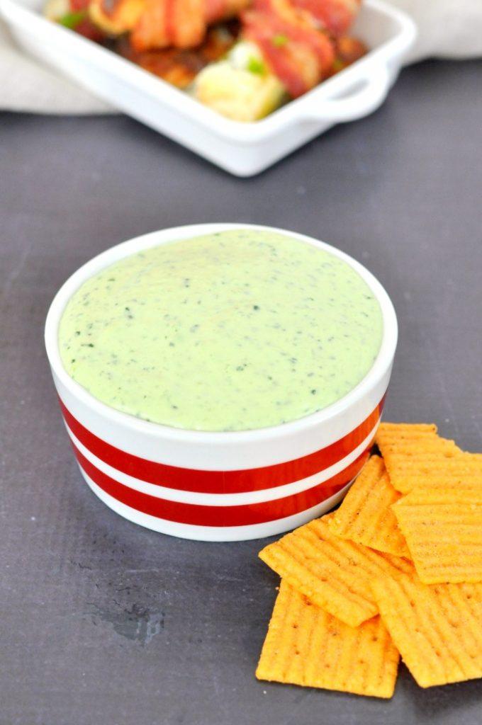 Jalapeno Kale Dip