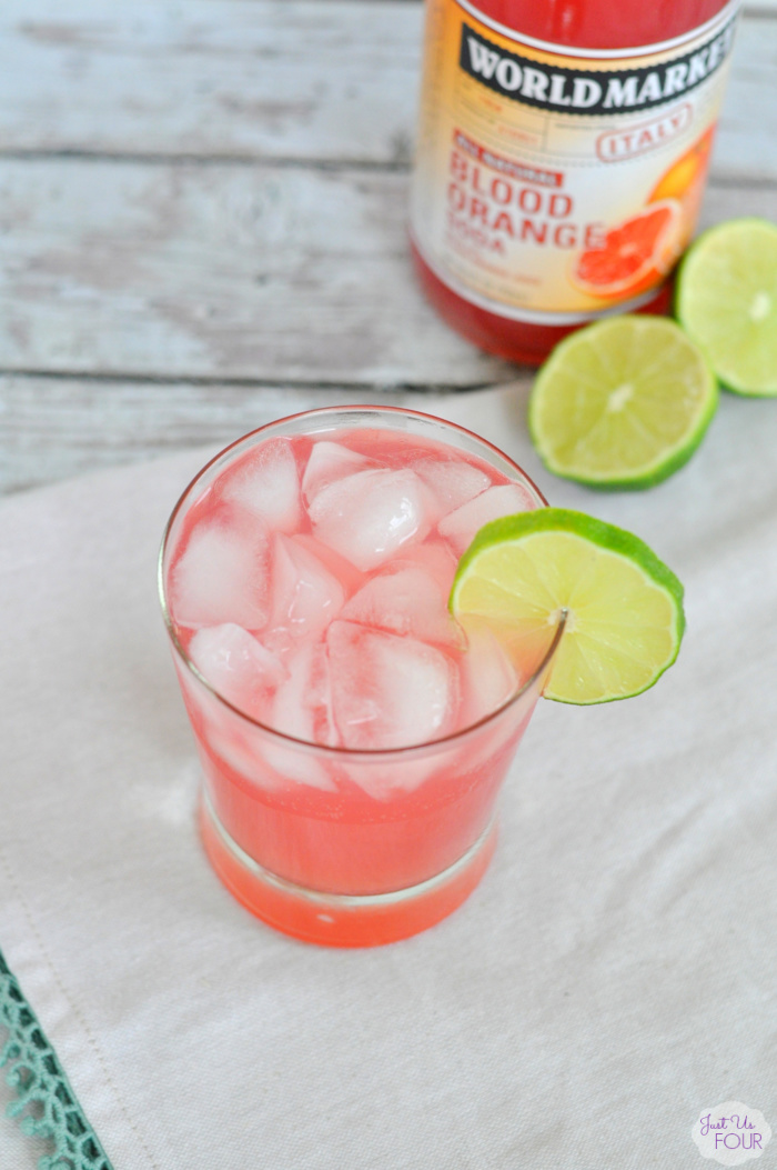 Blood Orange Paloma Recipe