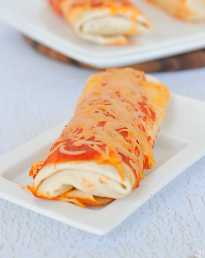Breakfast Burrito Enchiladas