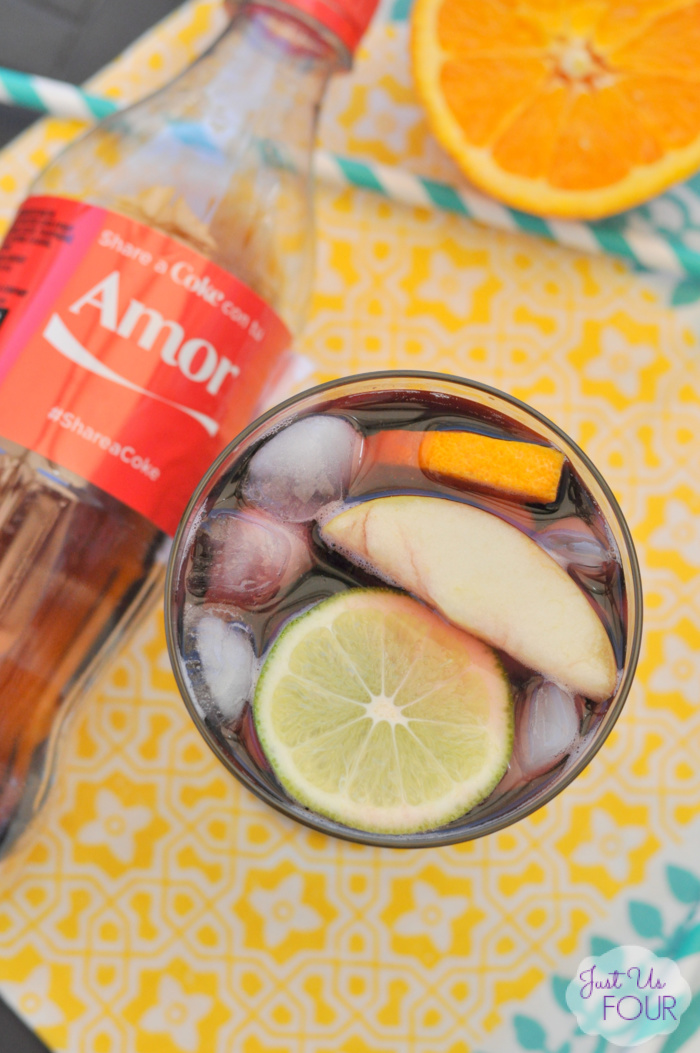 Easy And Refreshing Three Ingredient Sangria: Rioja Libre