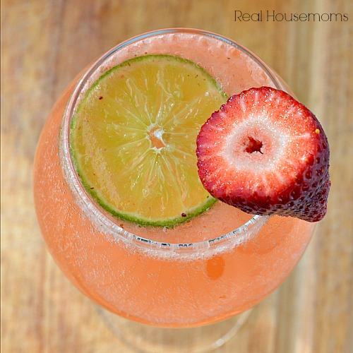 04 - Strawberry Lime - Moscato Punch