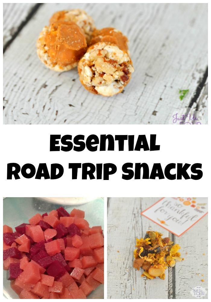 Essential Road Trip Snacks