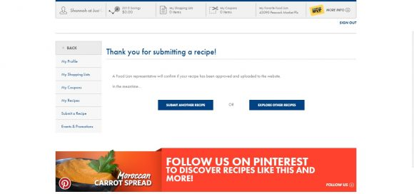 recipe-submission-page