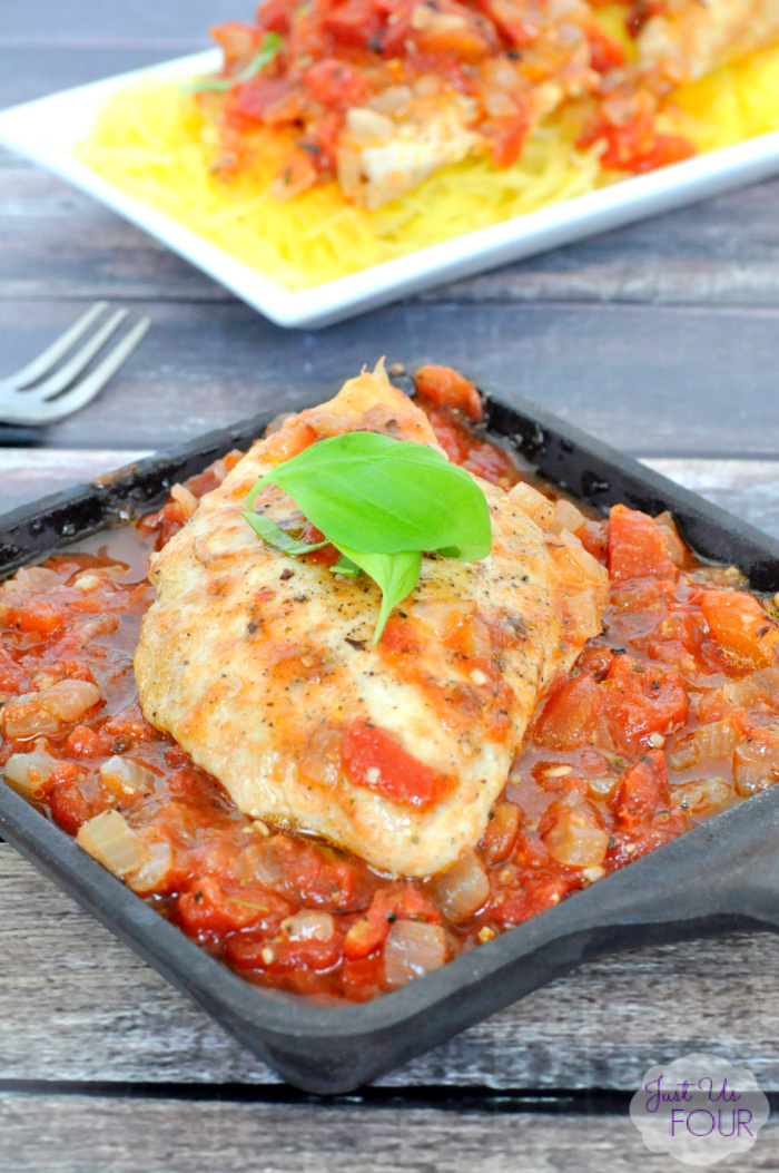 Paleo One Pot Italian Chicken