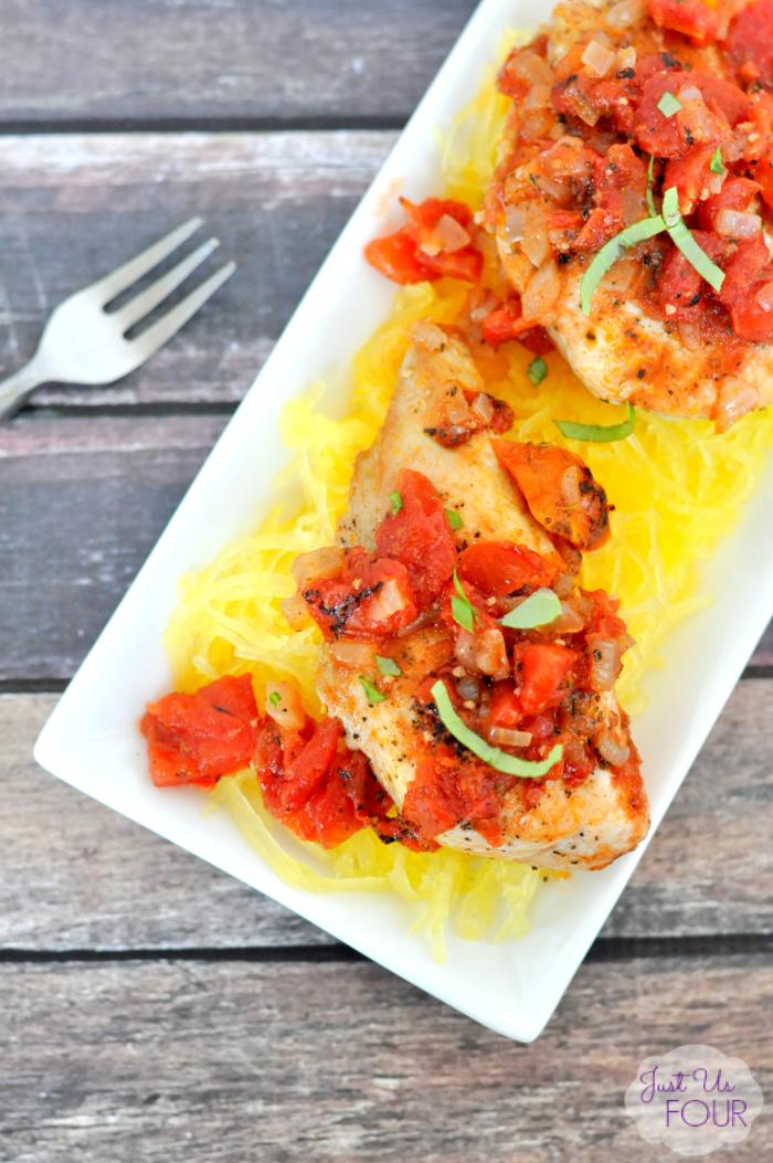 Paleo One Pan Italian Chicken
