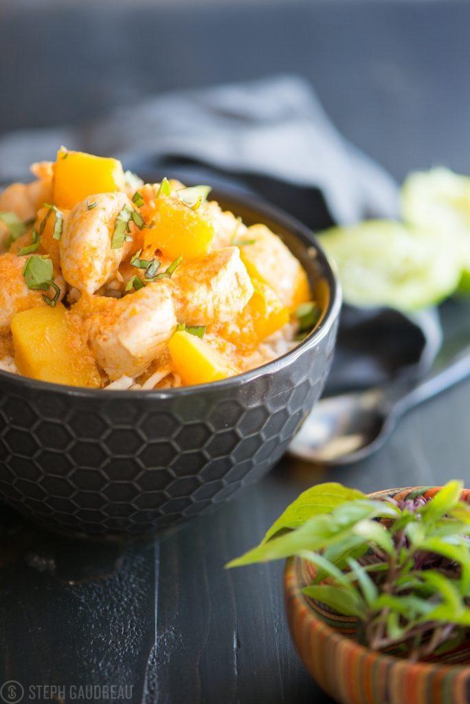 05 - Stupid Easy Paleo - Chicken Pumpkin Thai Curry