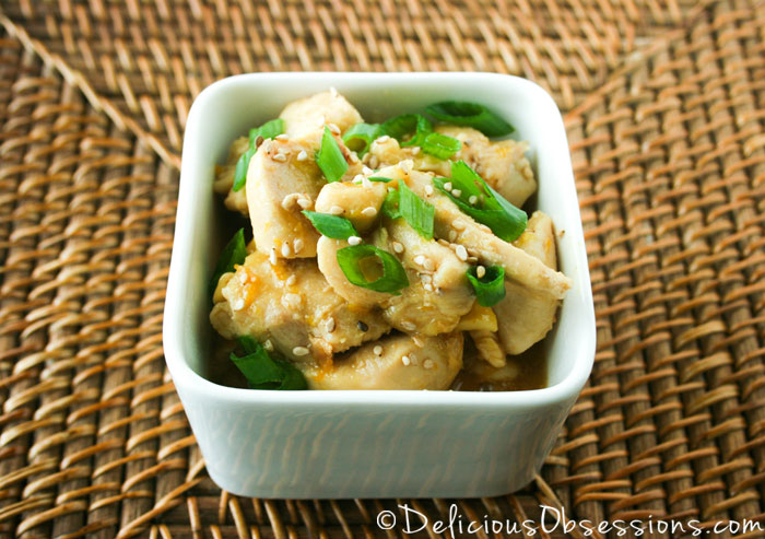 09 - Delicious Obsessions - Thai Coconut Chicken