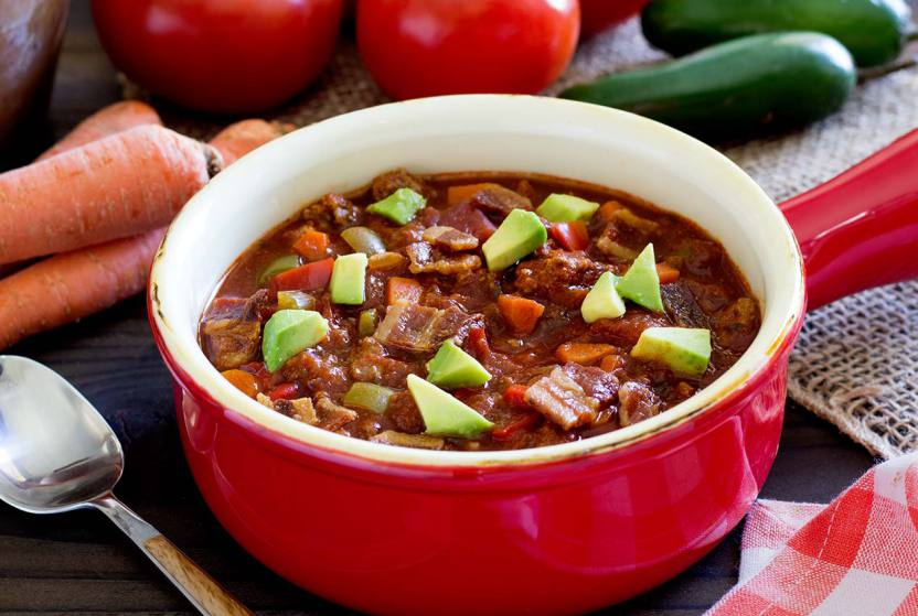 16 - Paleo Newbie - Crockpot Chili
