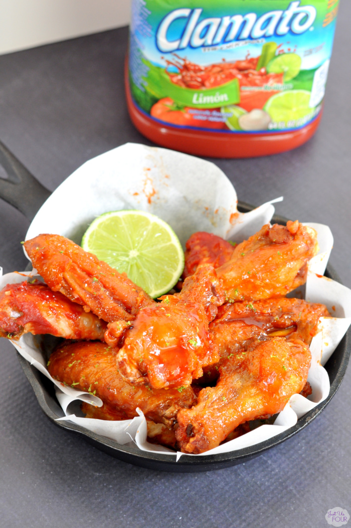 Tequila Limón Wings