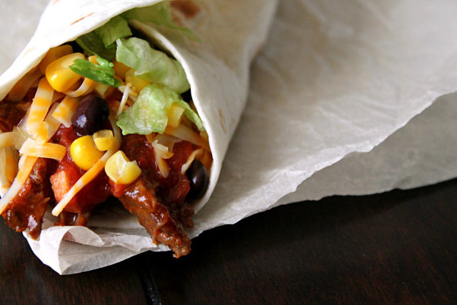 Thursday - Slow Cooker Beef Tacos
