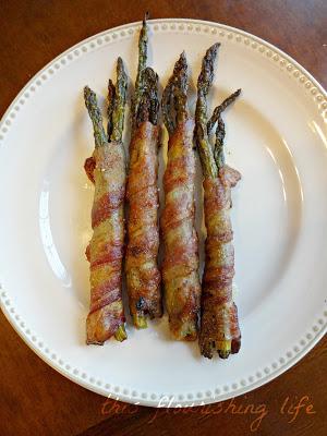 bacon wrapped asparagus 2