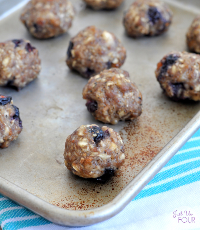 Paleo Breakfast Meatballs